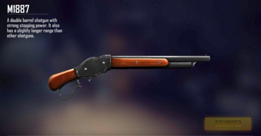 اسلحة فري فاير