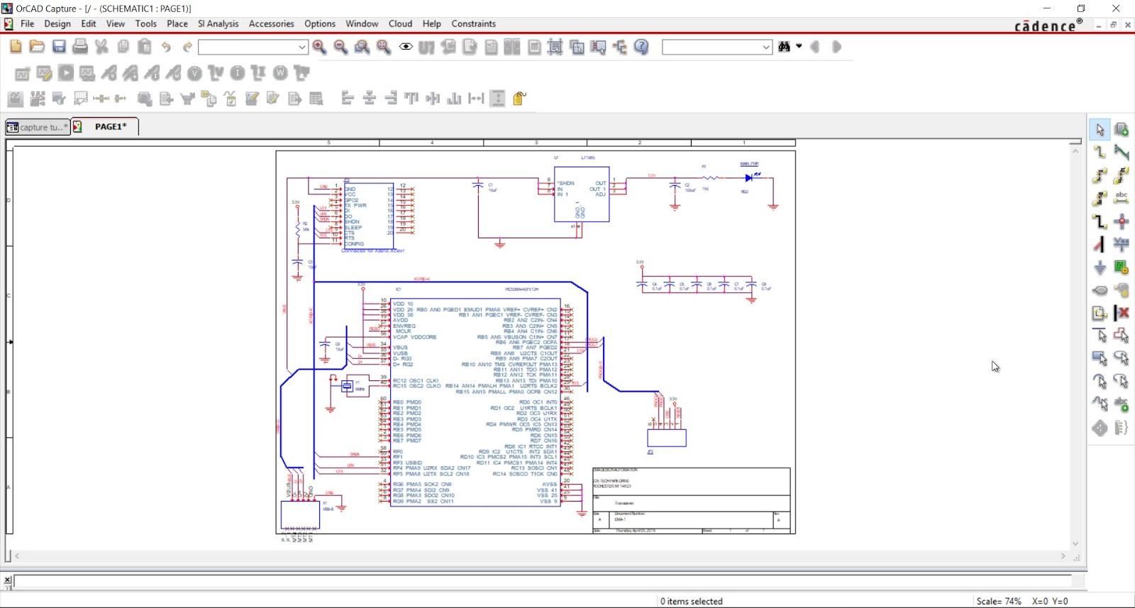 Download Orcad 9.2 – Phần mềm mô phỏng, thiết kế mạch thông dụng