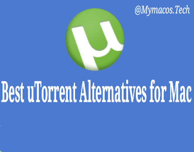 utorrent alternatives mac 2017