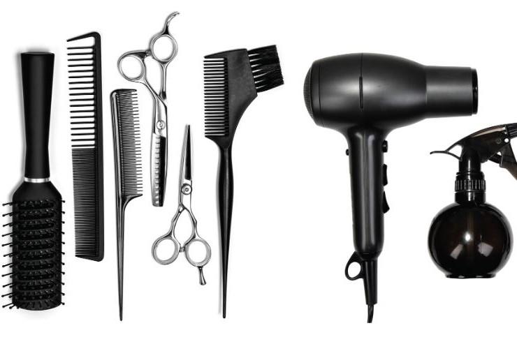 Cần có đồ nghề làm tóc gì tiết kiệm chi phí khi mở salon quy mô vừa?