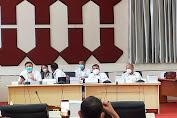 Pembahasan Ranperda APBD Perubahan 2021 tuntas , Legislatif dan Eksekutif Sepakat Paripurnakan