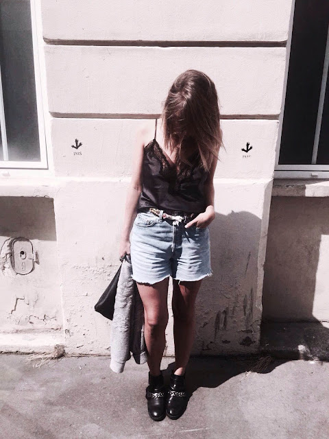 oysho underwear lingerie top outfit jeans levis zara chapeau hat forever21 shopping look style streetstyle street