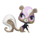 Littlest Pet Shop Small Playset Pepper Clark (#2733) Pet