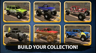 Offroad Outlaws v4.9.1 MOD APK [Free Shopping, Mod Money] Download Now