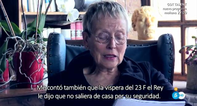 Telecinco sugiere que el rey Juan Carlos conocía el golpe de Estado del 23F