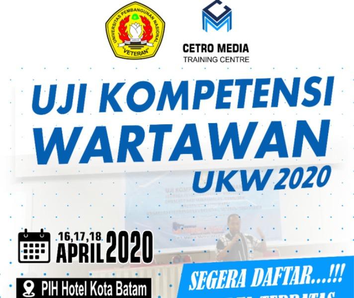 Tingkatkan Kualitas dan Profesionallitas Jurnalis, LPK Cetro Media Gelar UKW di Yogyakarta