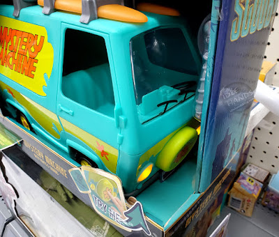 Basic Fun Scoob! Movie Mystery Machine Toy