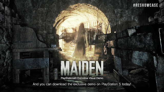 the maiden playstation 5 exclusive free demo