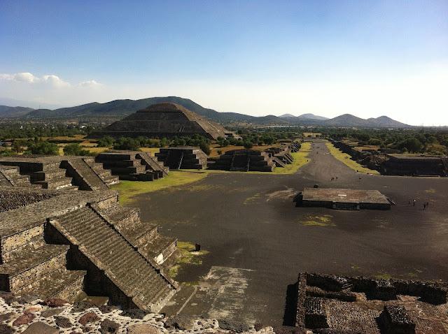 Piramides cidade do México