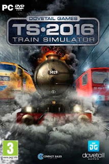Download Train Simulator 2016 PC Games Full Version Free