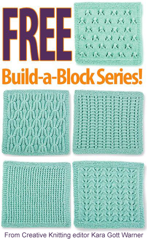 FREE Build-a-Block Series
