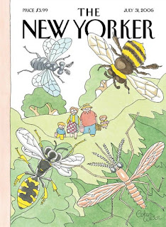 July 31, 2006 New Yorker Magazine