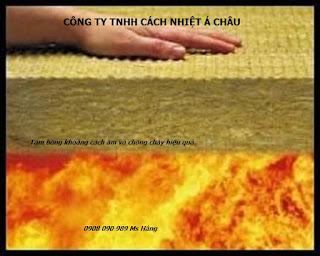 Tấm bông khoáng Rockwool - Tấm chắn nhiệt - Tấm chống cháy - Tấm cách âm  Rockwool%2Btam5