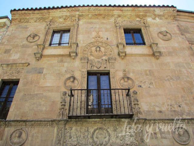 Palacios de Salamanca Casa Muertes