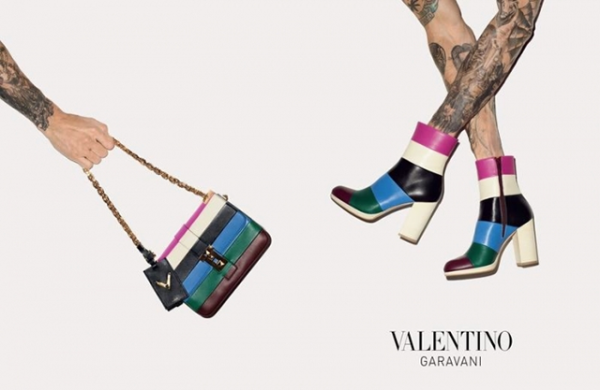 Valentino's Fall/Winter 15 Accessories FULL Ad Campaign