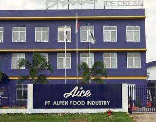 Informasi Loker MM2100 Cikarang PT ALPEN FOOD INDUSTRY 2019 Terbaru