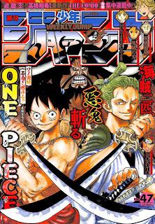 Update! Baca Manga One Piece Chapter 921 Full Sub Indo