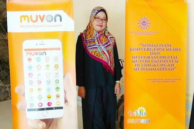 MUVON, Aplikasi Muslim Digital Persembahan Dari Muhammadiyah