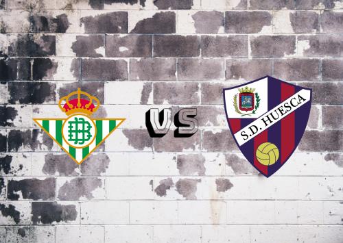 Real Betis vs Huesca  Resumen