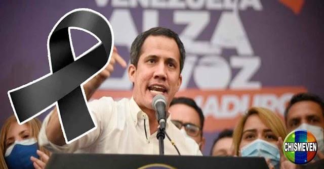 Juan Guaidó decreta Luto por la muerte de 19 balseros venezolanos en Güiria