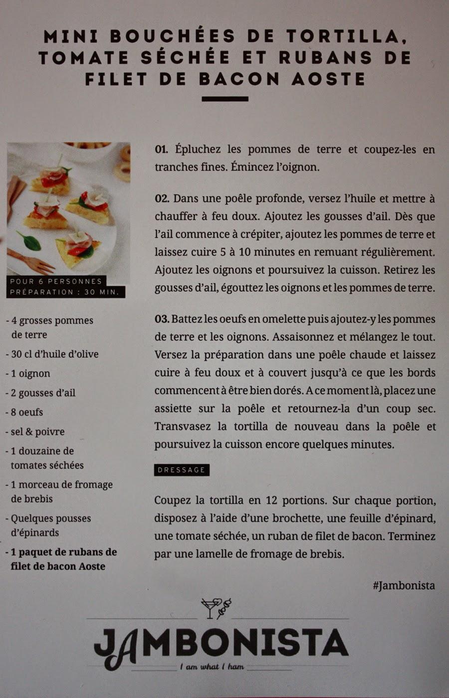 recette rouleaux de pavé tendre de boeuf séche Aoste aux légumes de saison