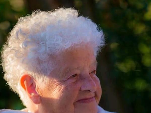 Thinking of Gran