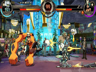 Download Skullgirls 2nd Encore Game Highly Compressed