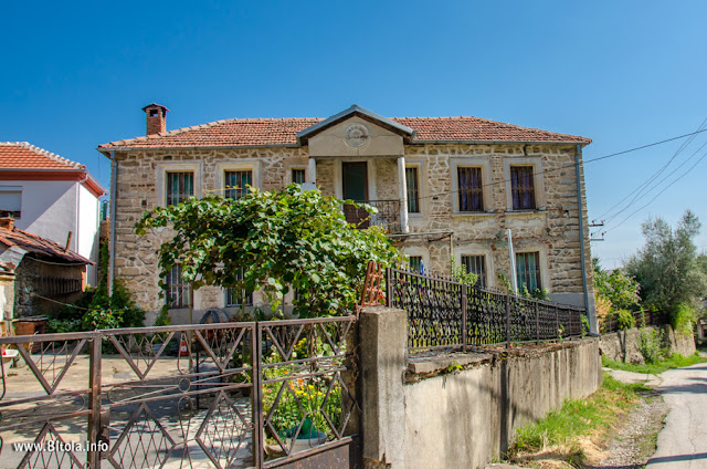Traditional architecture - Dihovo vilage, Bitola, Macedonia