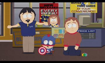 South Park Episodio 16x12 Una Pesadilla en iPad