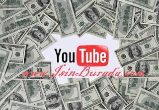 YouTube Kanalı Açarak Para Kazanma