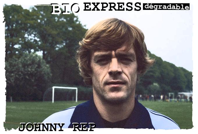 BIO EXPRESS DEGRADABLE. Johnny Rep.