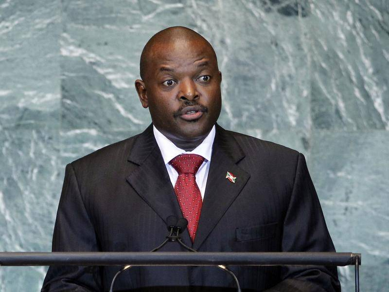Another One Bites The Dust: President of Burundi Pierre Nkurunziza is Dead