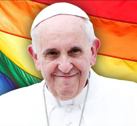 Pope Francis supports same-sex civil unions