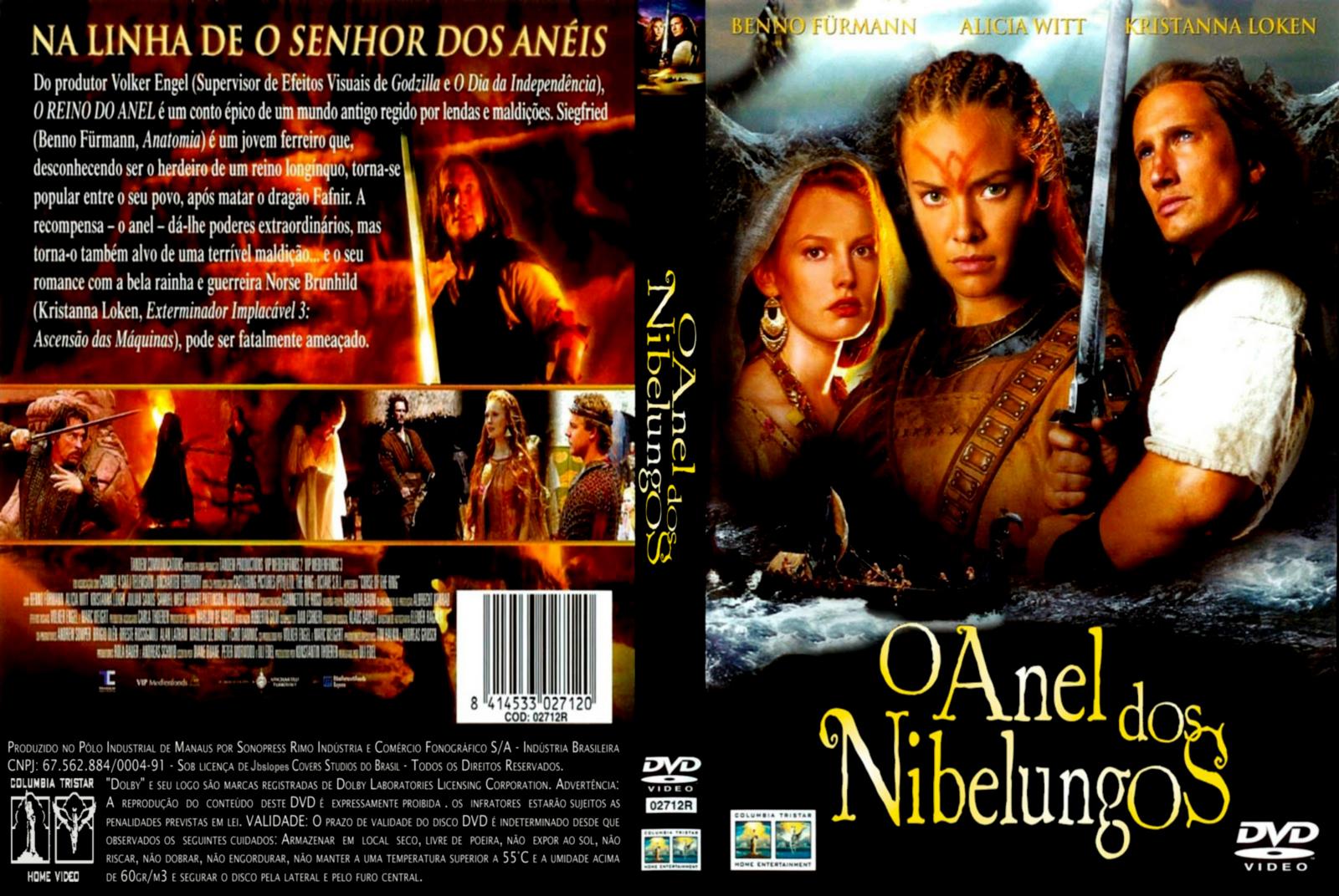 o anel dos nibelungos