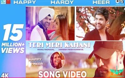 Teri Meri Kahani Lyrics With English Meaning - Ranu Mondal