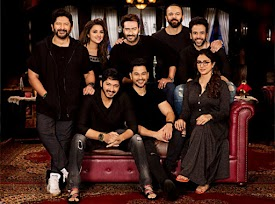 Bollywood Most Awaited movie Golmaal Again 80 Crore, Lear star Ajay Devgn, Parineeti Chopra, Neil Nitin Mukesh, Tabu, Shreyas Talpade, Tusshar Kapoor