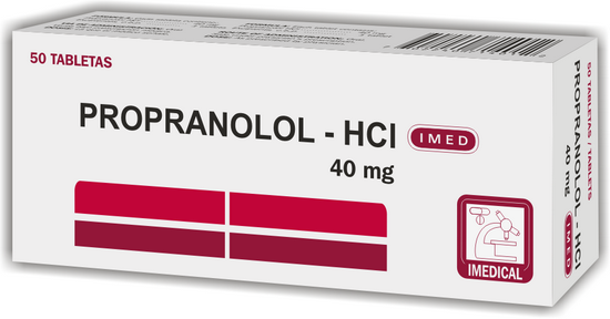 سعر ودواعى إستعمال أقراص بروبرانولول Propranolol لضغط الدم