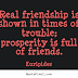 Real Friendship Quotes With Beautiful Unique Love Images For Friends