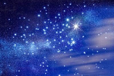Resultado de imagen para cielo estrellado