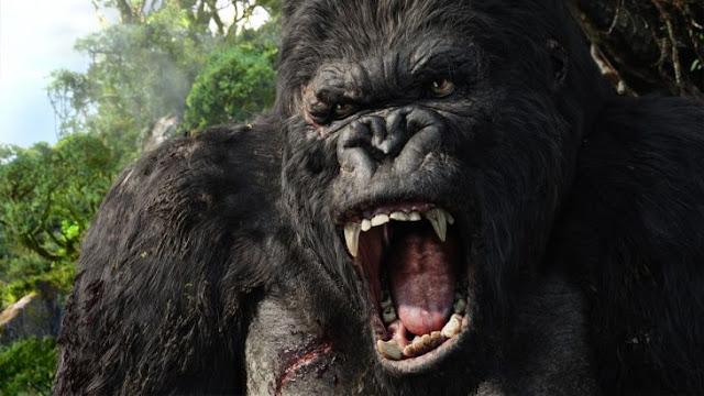 La película de Kong habla sobre la Teoría de la Tierra Hueca