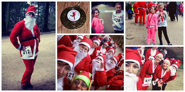 The 'Ho Ho Ho' Gives You More 'GO GO GO' - Blackburn Santa Dash