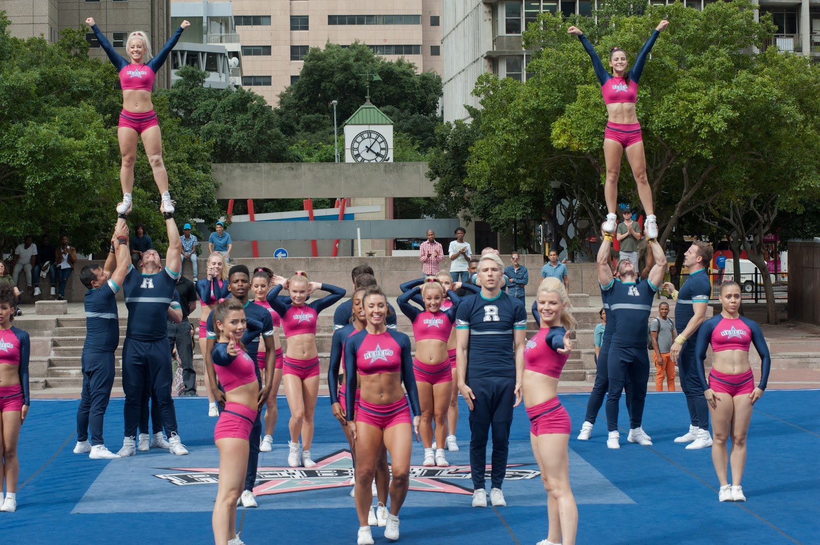 Bring it on worldwide full movie online free