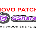 🙻  PATCH GSHARE SKS 107W ON - 08/11/2019
