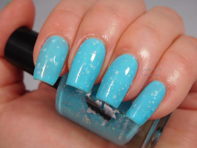 Spellbound Nails Let It Snow