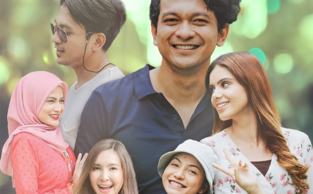Sinopsis Drama Kelmarin Cinta Lakonan Shukri Yahaya Dan Reen Rahim