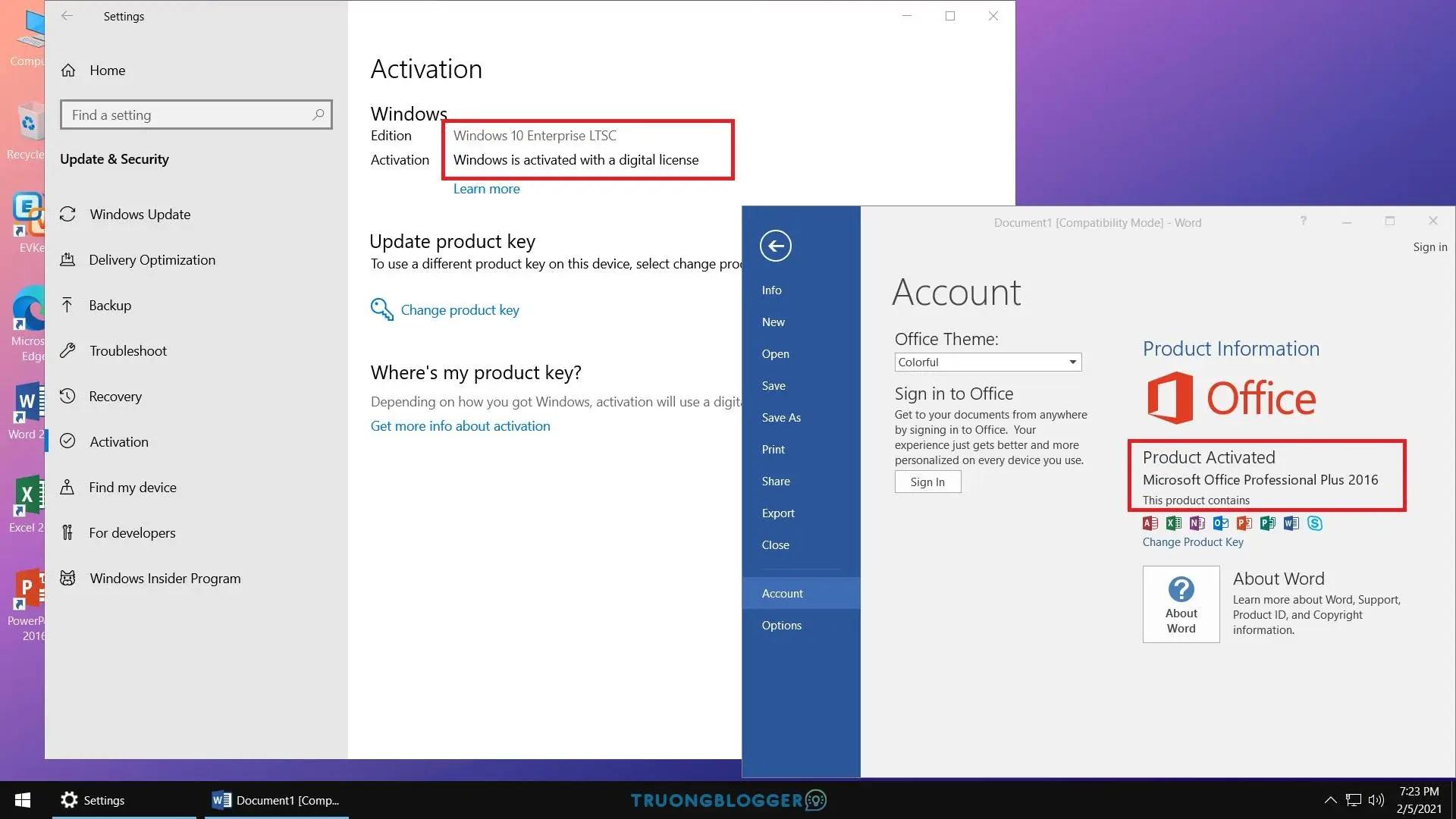 Chia sẻ phiên bản Windows 10 (x64) Rocket v10 Final (.TIB)