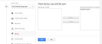 Tích hợp Subdomain vào Google Analytics