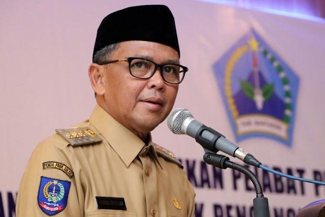 Gubernur Sulawesi Selatan (Sulsel) Nurdin Abdullah