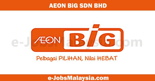 AEON BiG SDN BHD
