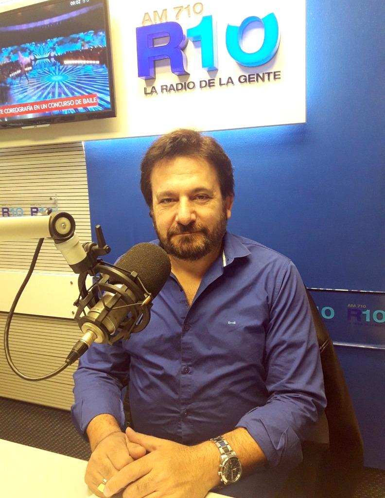 """""""Dicen Que Dicen"""" con Alberto Lotuf se muda al sábado en Radio 10"""